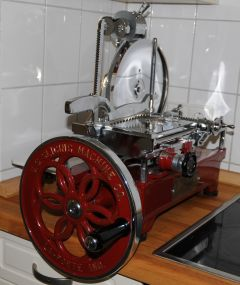 Berkel Model Indiana restored